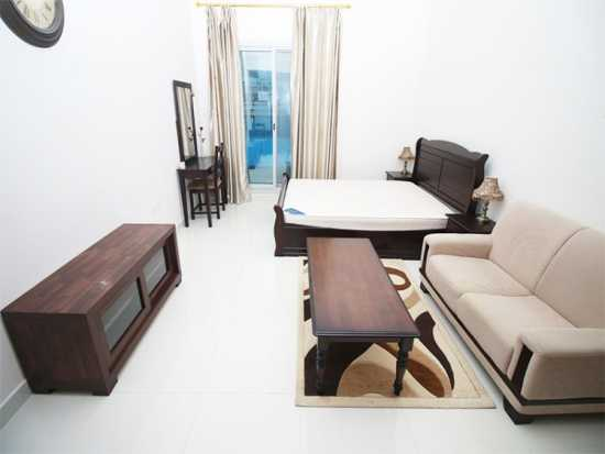 Fully Furnished Studio in Elite 5 Sports Residence